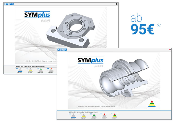 cnc software symplus
