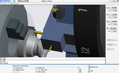 cnc software symplus steuerung