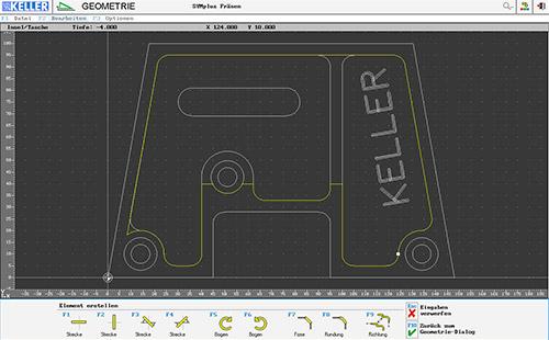 cnc software symplus geometrie