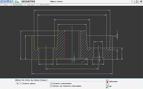 cnc software symplus geometire